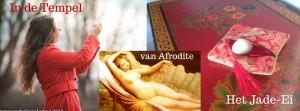 In de tempel van Afrodite- het Jade Ei